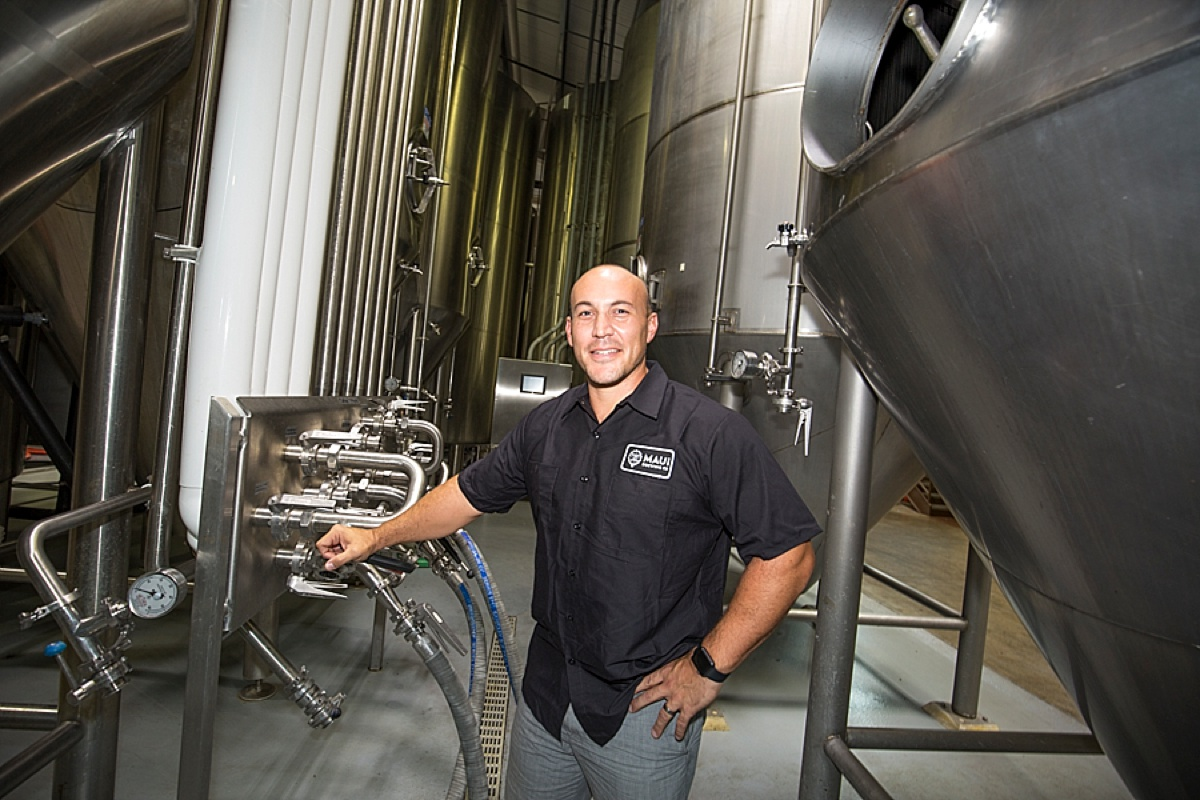 maui brewing company owner interview