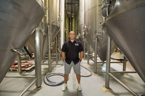 Take 5: Garrett of Maui Brewing Co.