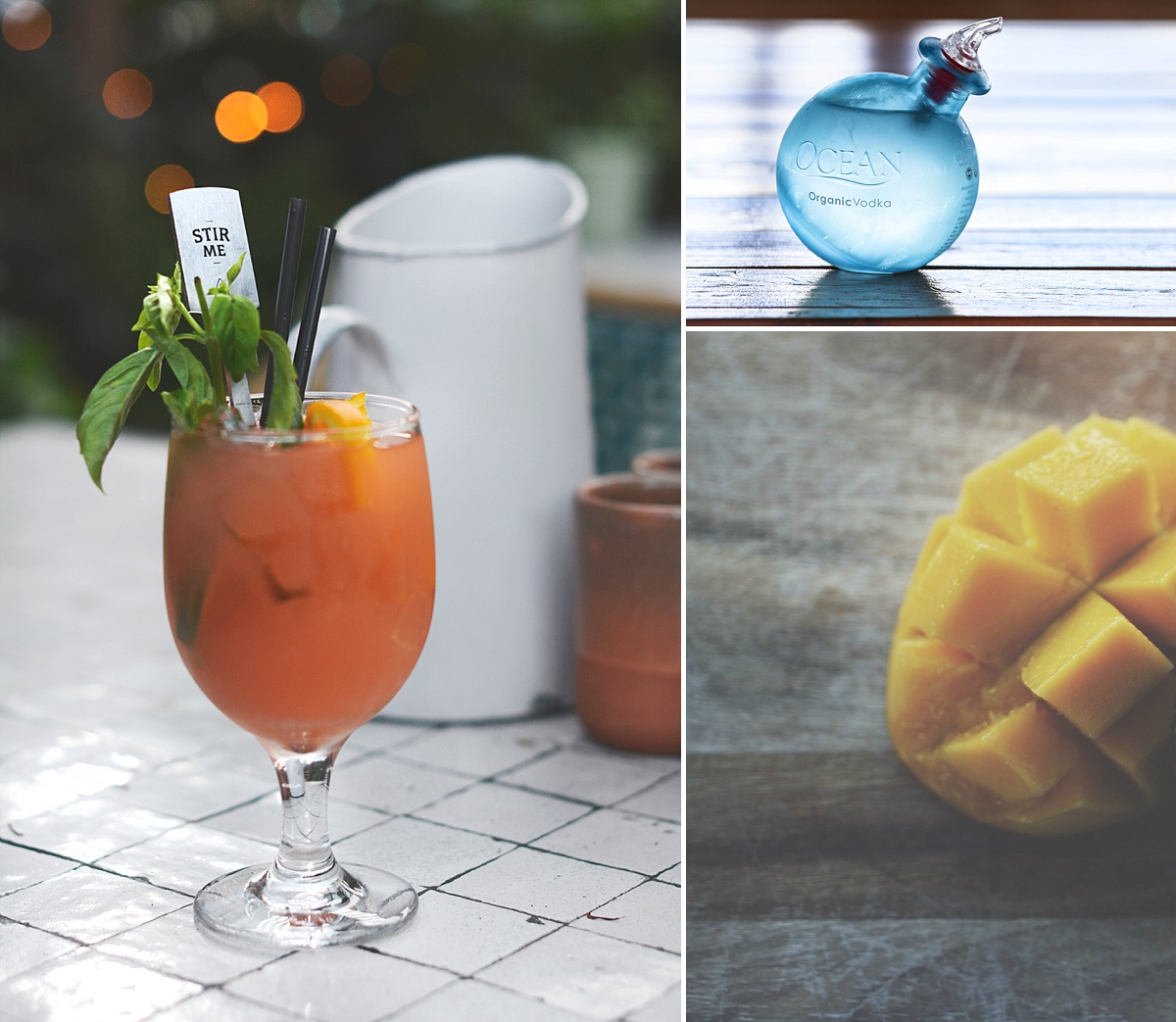 hawaii inspired cocktails