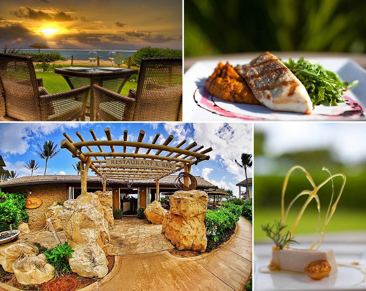 farm to table restaurants kauai
