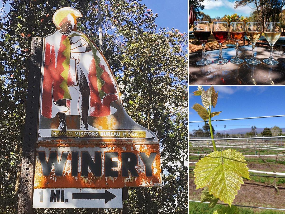 big island winery