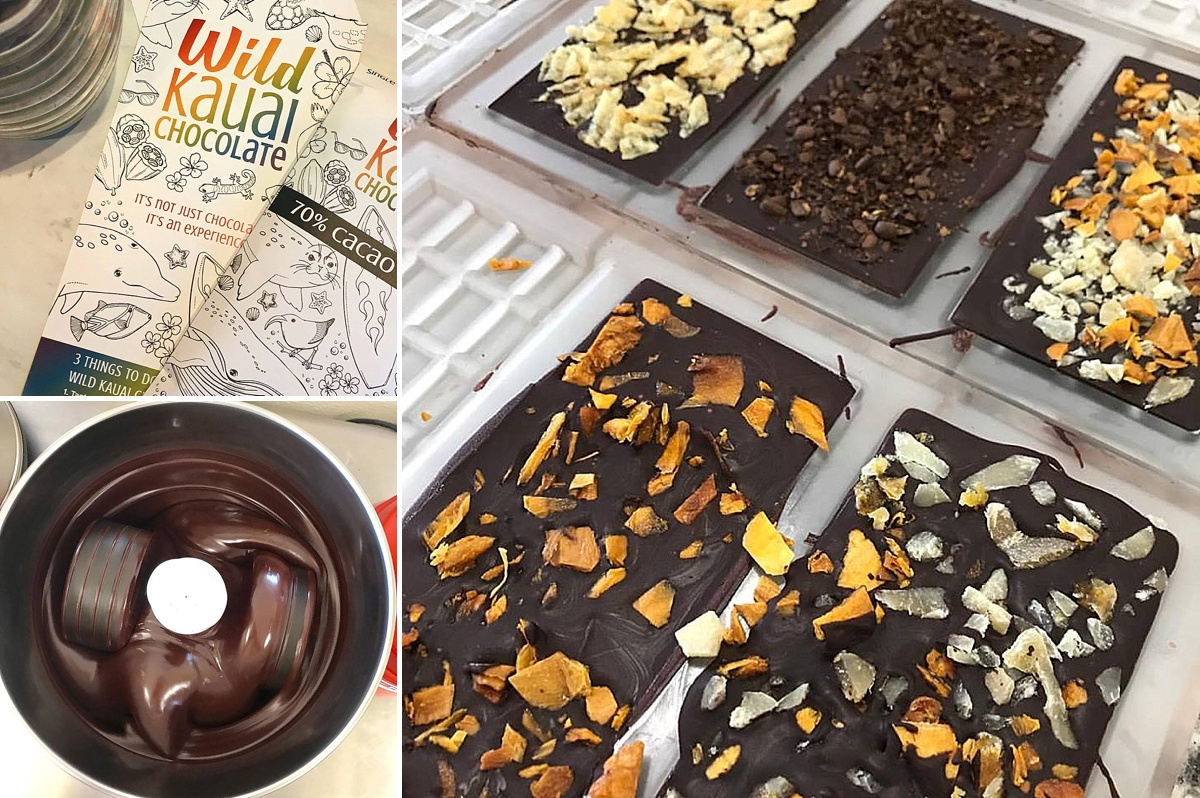 craft chocolate kauai