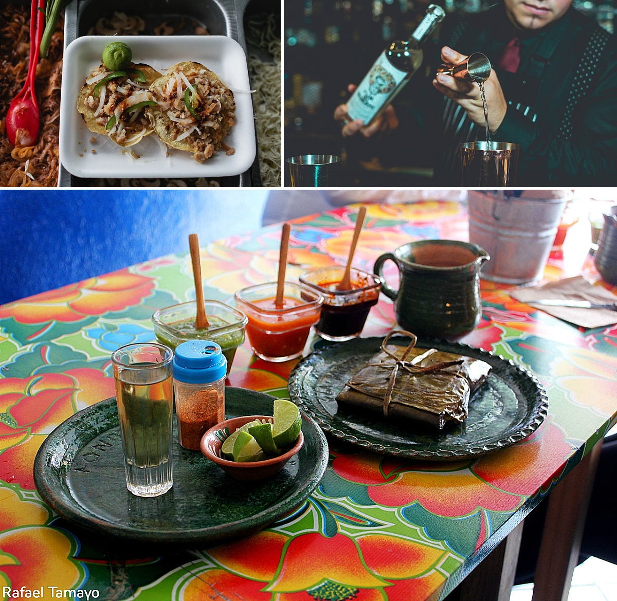 mexico city what to eat and drink