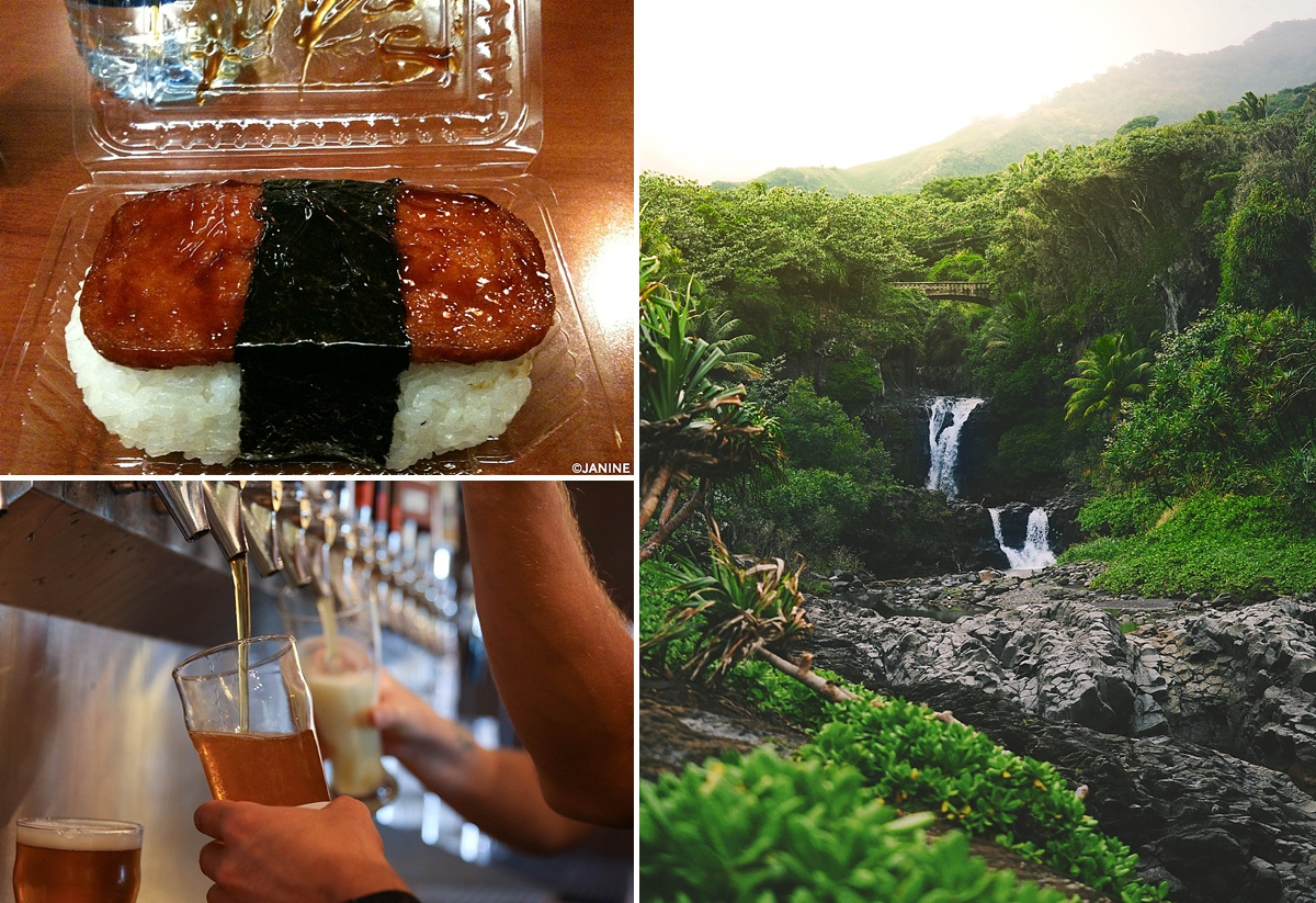 drink pairing with hawaiian dishes