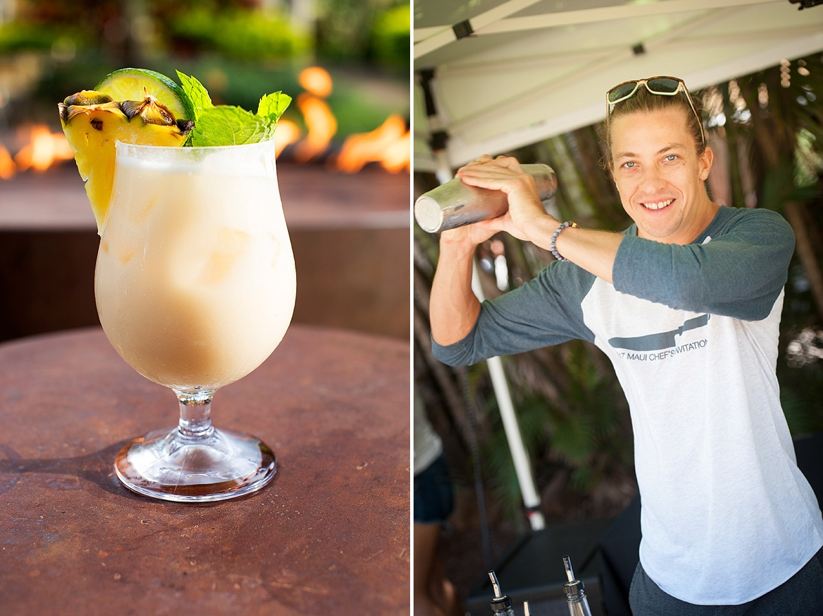 head bartender mill house maui