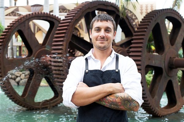 Take 5: Jeff Scheer of The Mill House at Maui Tropical Plantation