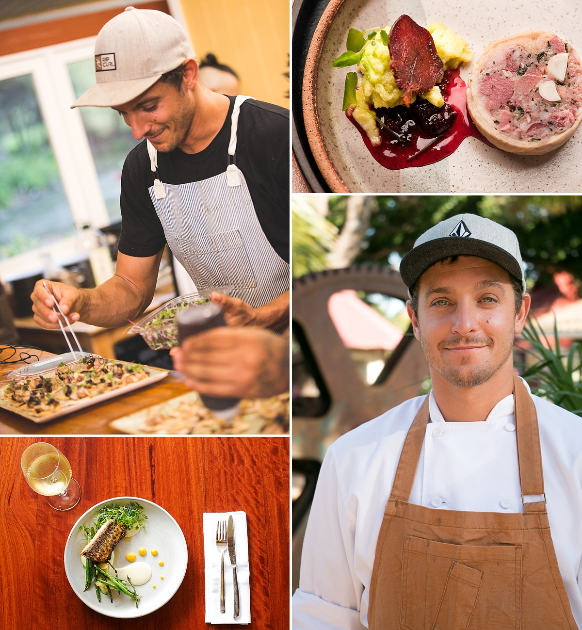 mill house maui executive chef jeff scheer