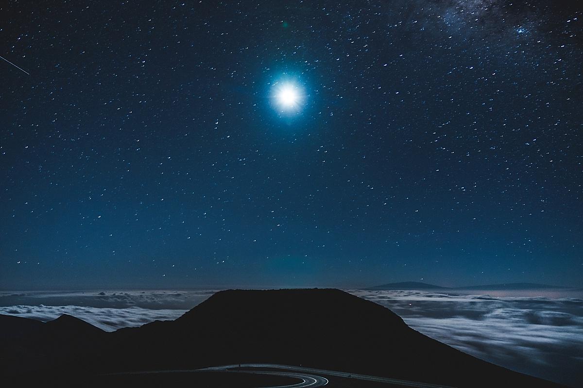 haleakala stargazing