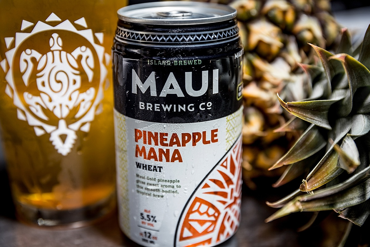 pineapple beers maui