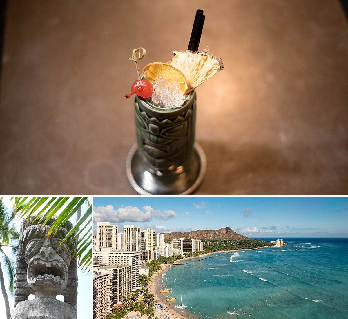 history of donn the beachcomber in hawaii