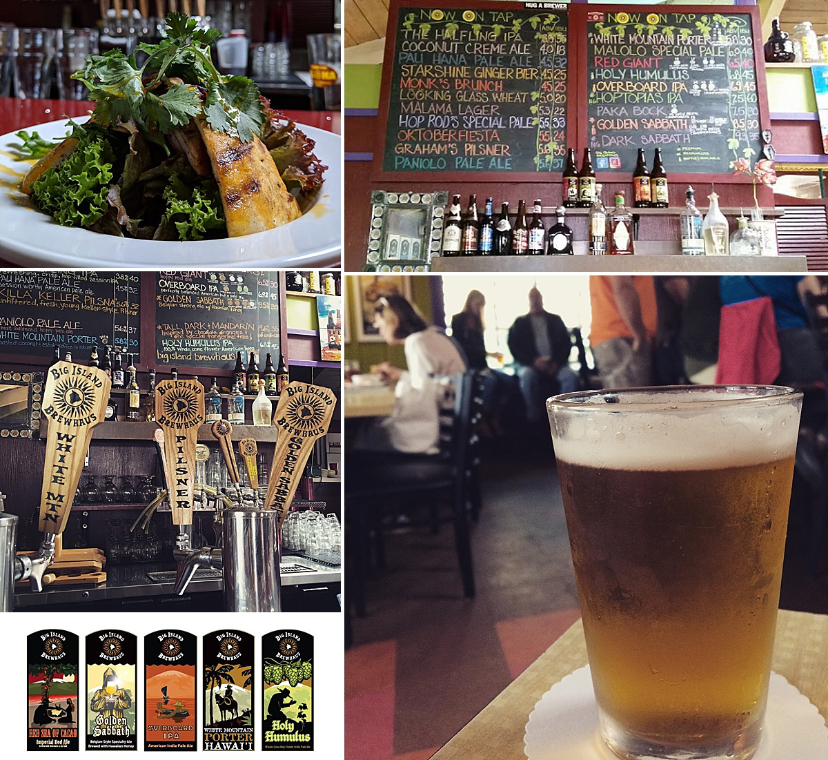 big island brewhaus malolo pale ale