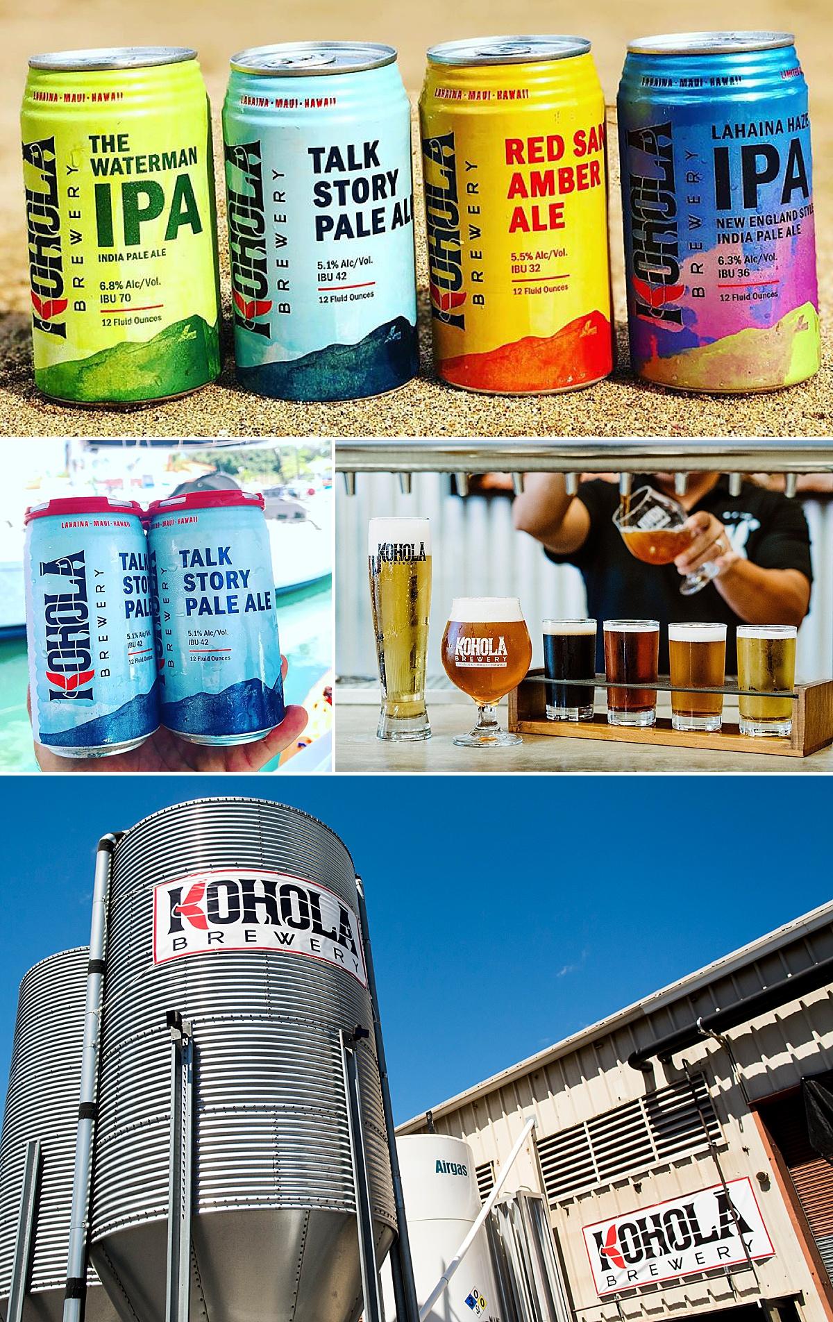 kohola brewery talk story