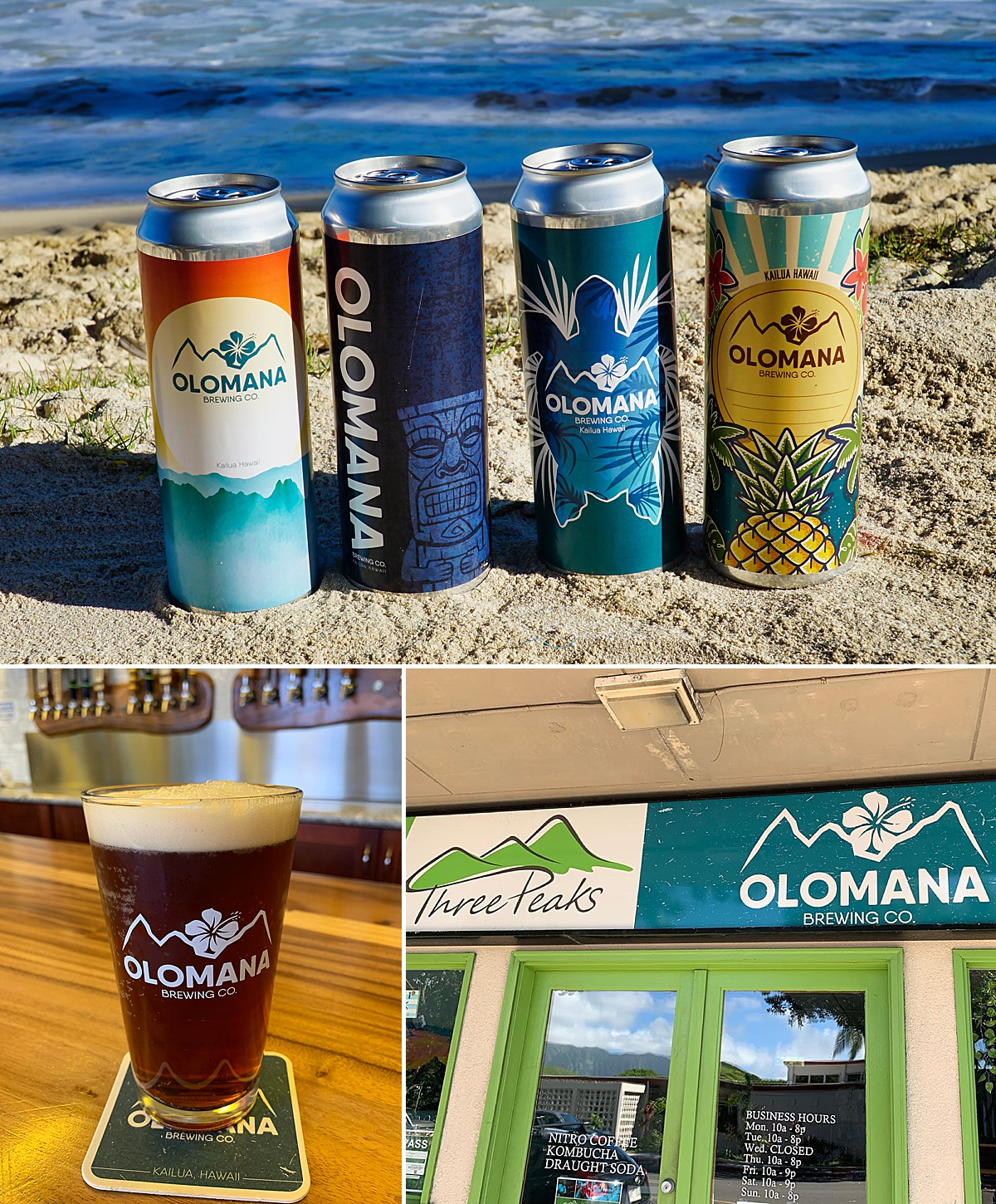 olomana brewing co macdaddy